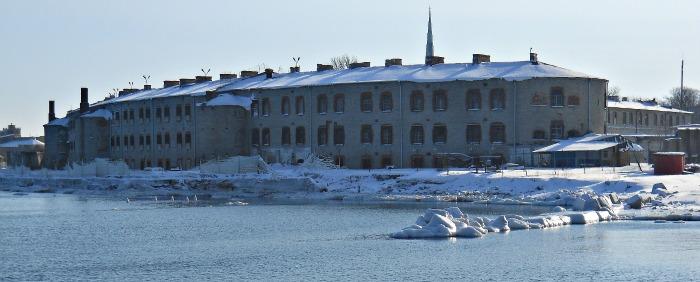 patarei fortress prison estonia