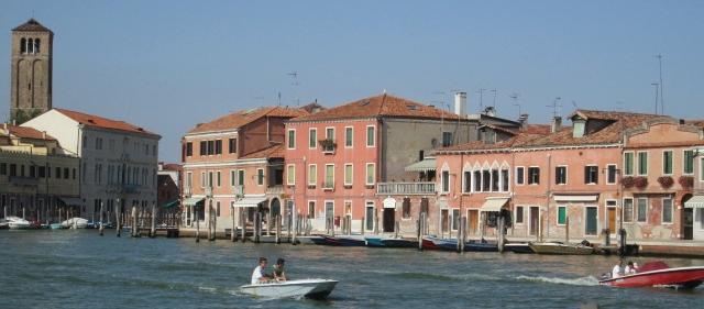 Murano Island, Venice Italy